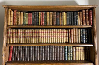 Fort lot de livres reliés dont Histoire Romaine,...