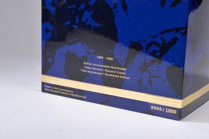 BOUCHERON.  Boucheron pour femme (1988).  Édition grand luxe commémorative des...