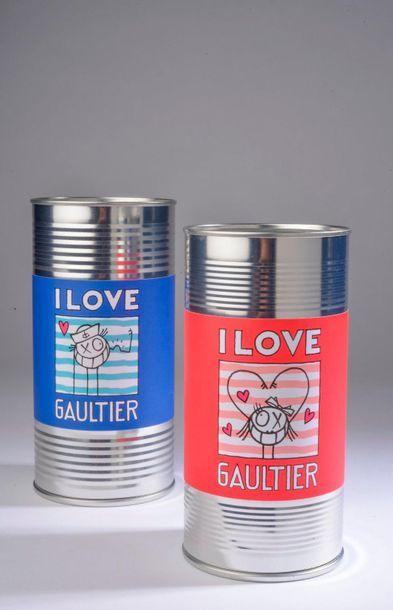 JEAN-PAUL GAULTIER (années 1990 - 2000)....