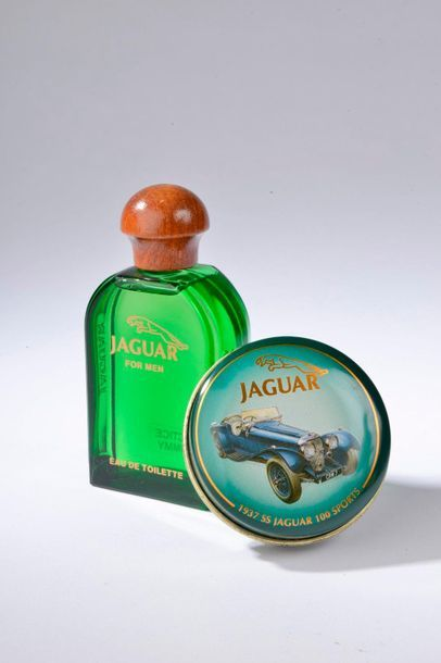 JAGUAR (années 1990).  Lot comprenant :...