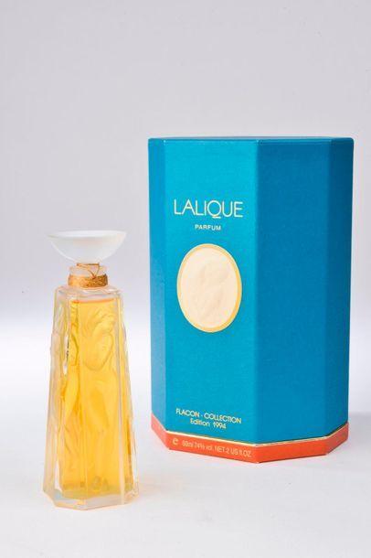 LALIQUE PARFUMS (édition 1994).  Les Muses....