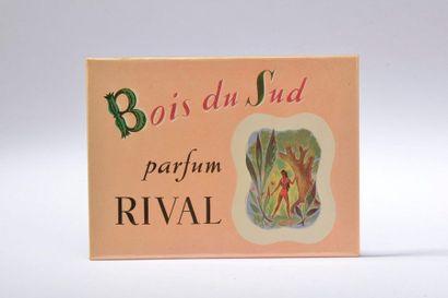 RIVAL.  Bois du Sud (années 1945-50).  Petite...