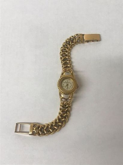 ALEX HUMING GENÈVE. Montre bracelet de dame...