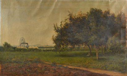 Marie BRODBECK (XIXe-XXe siècle). Méditation...