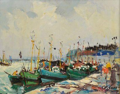 Louis Édouard GARRIDO (1893-1982).