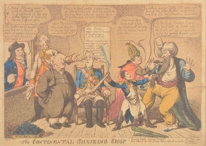Ecole anglaise du début du XIXe siècle, d'après...