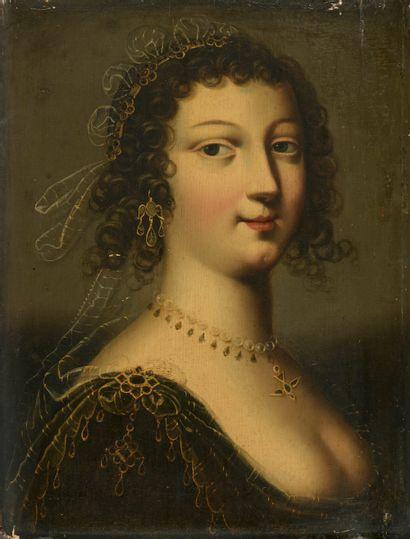 Attribué à Jean LEBLOND (Paris, 1590 - 1666)....