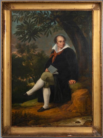 Lucile FOULLON-VACHOT (vers 1775 - 1865)....
