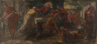 École Vénitienne du XVIIème siècle, entourage...