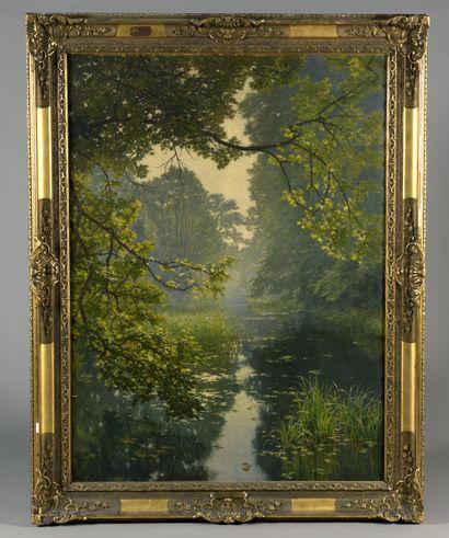 Henri BIVA (Paris, 1848 - Paris, 1929).