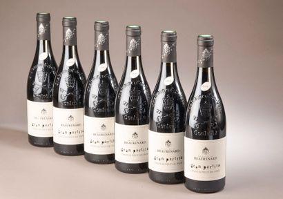 6 bouteilles CHÂTEAUNEUF-DU-PAPE