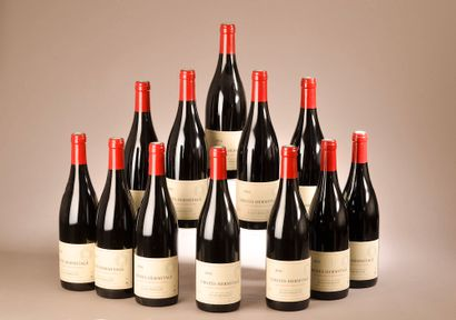 12 bouteilles CROZES-HERMITAGE A. Graillot...