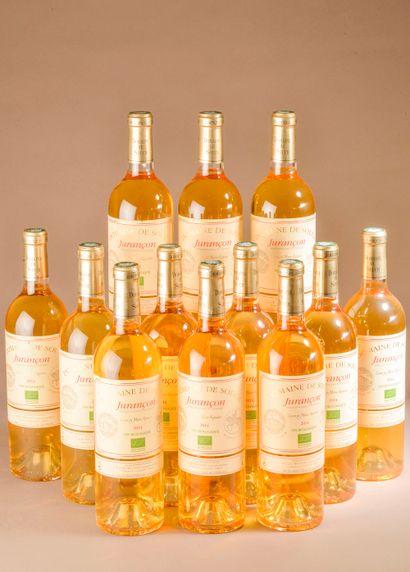 12 bouteilles JURANCON
