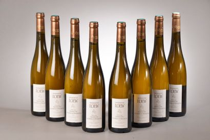 8 bouteilles RIESLING