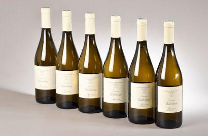 6 bouteilles SAUMUR