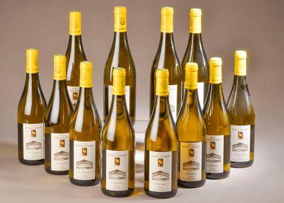 12 bouteilles ANJOU