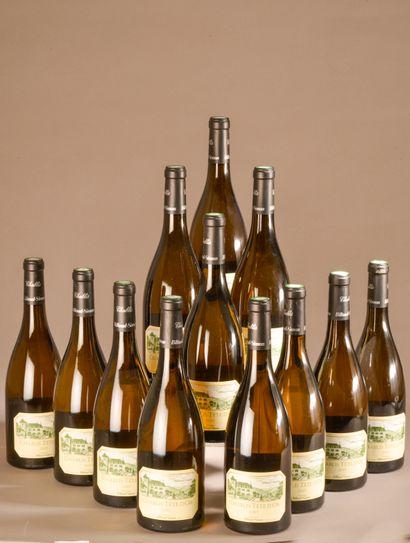 12 bouteilles CHABLIS