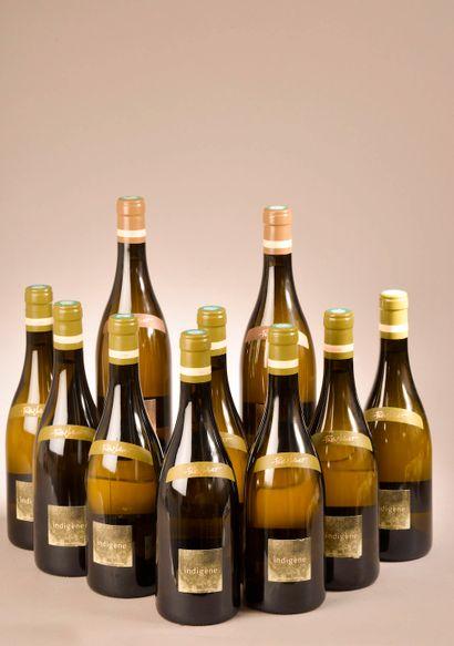 8 bouteilles POUILLY-FUMÉ