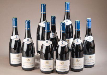 9 bouteilles CROZES-HERMITAGE