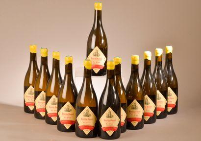 12 bouteilles POUILLY FUISSÉ