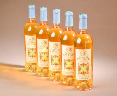 5 bouteilles JURANCON