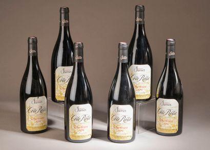 6 bouteilles CÔTE-RÔTIE