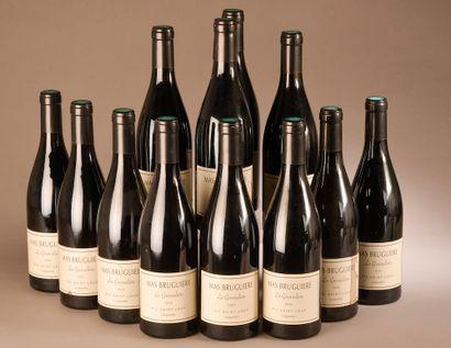 12 bouteilles PIC SAINT LOUP