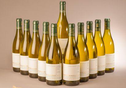 11 bouteilles VIRÉ-CLESSÉ