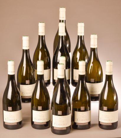 12 bouteilles POUILLY-FUISSÉ