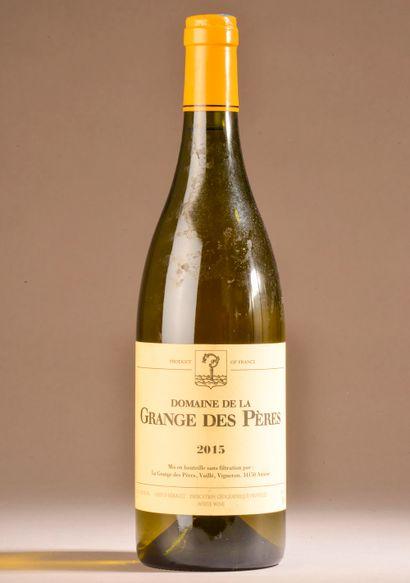 1 bouteille VDP DE L'HÉRAULT, La Grange des...