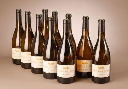 10 bouteilles POUILLY FUISSÉ