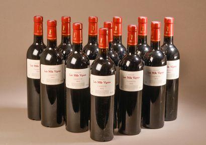 12 bouteilles FITOU
