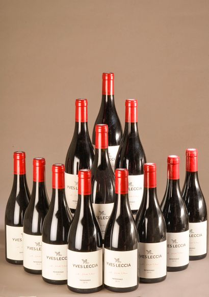 12 bouteilles PATRIMONIO