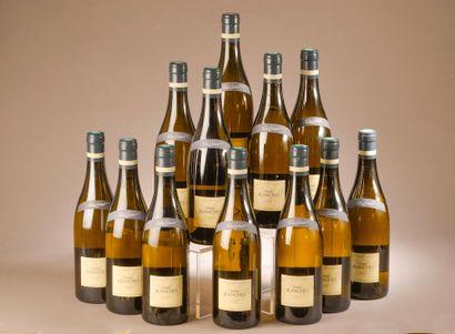 12 bouteilles POUILLY-FUMÉ