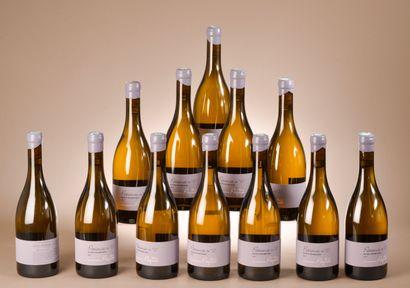 12 bouteilles AUXEY-DURESSES