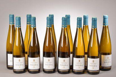 12 bouteilles GEWURZTRAMINER JP Schmitt ...