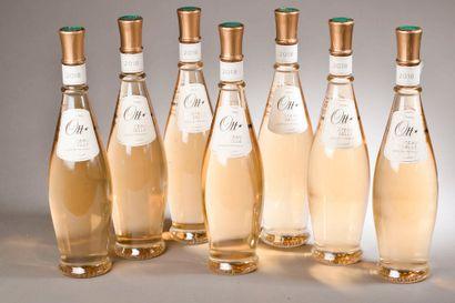 """7 bouteilles CÔTES DE PROVENCE """"Château de Selle"""", Ott 2018 (rosé)"""