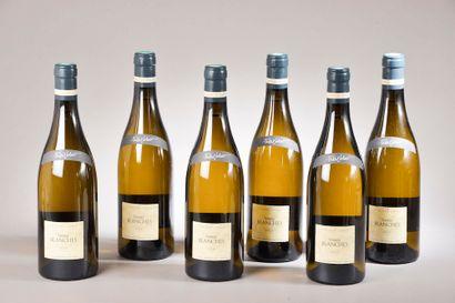 6 bouteilles POUILLY-FUMÉ