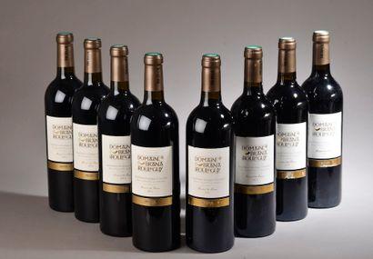 8 bouteilles IROULÉGUY Brana (4 de 2011,...