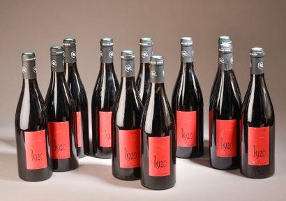 11 bouteilles CROZES-HERMITAGE