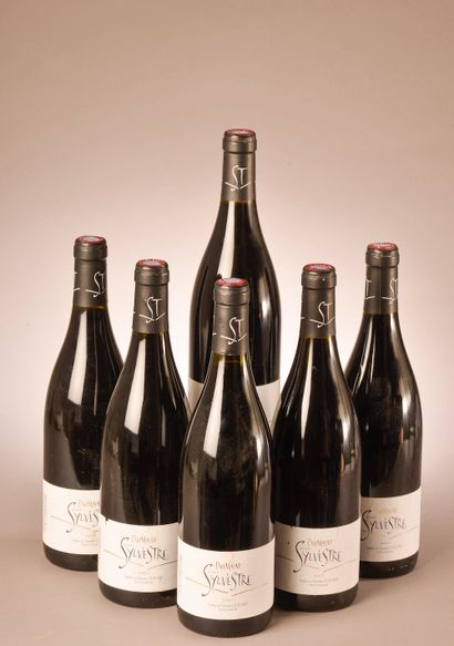 6 bouteilles TERRASSES DU LARZAC DE FONBEL,...