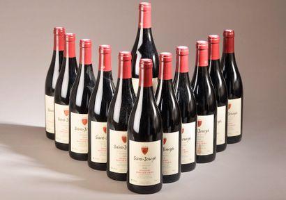12 bouteilles SAINT-JOSEPH