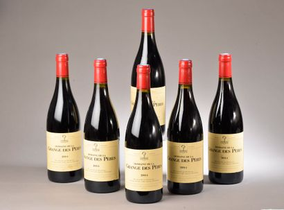 6 bouteilles VDP DE L'HÉRAULT, La Grange...