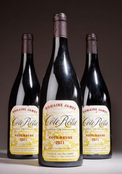 3 bouteilles CÔTE-RÔTIE