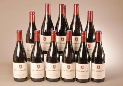 12 bouteilles VDP DU GARD, Roc d'Anglade...