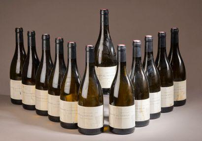 12 bouteilles VAL DE MONTFERRAND blanc, Domaine...
