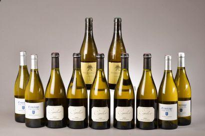 11 bouteilles LANGUEDOC (2 Métairies du Clos...
