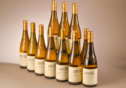 11 bouteilles SAVENNIERES