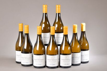 9 bouteilles POUILLY FUISSÉ