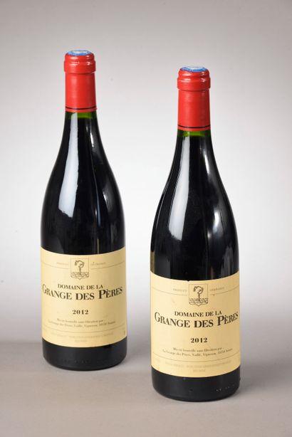 2 bouteilles VDP DE L'HÉRAULT, La Grande...